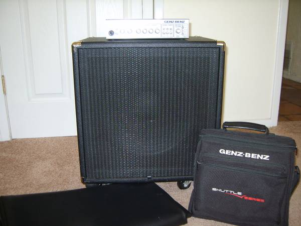 JBL bass cabinet lopoline,cover,30 lbs. mint - $329 (S.A. 210-379-1400)