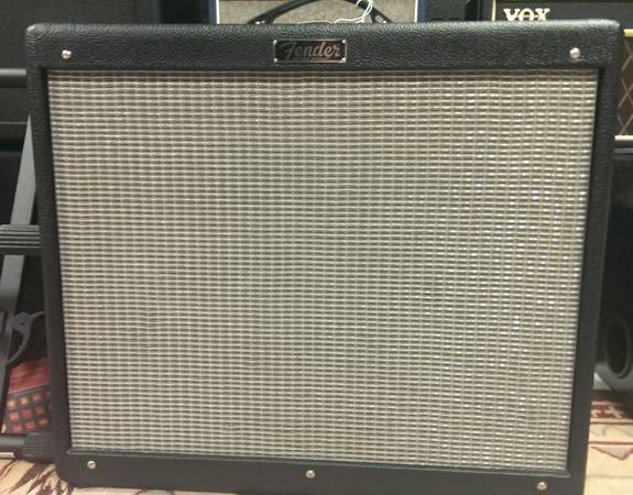 Fender Hot Rod Deville Series III 2-12 Amp - $675 (San Marcos, TX)