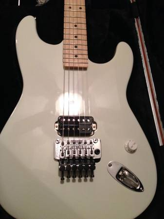 Brand new Custom made guitar based on 62 strat - $1150 (North San Antonio)