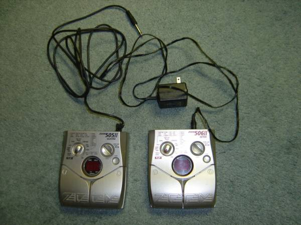 guitar and bass pedals - $50 (san antonio)