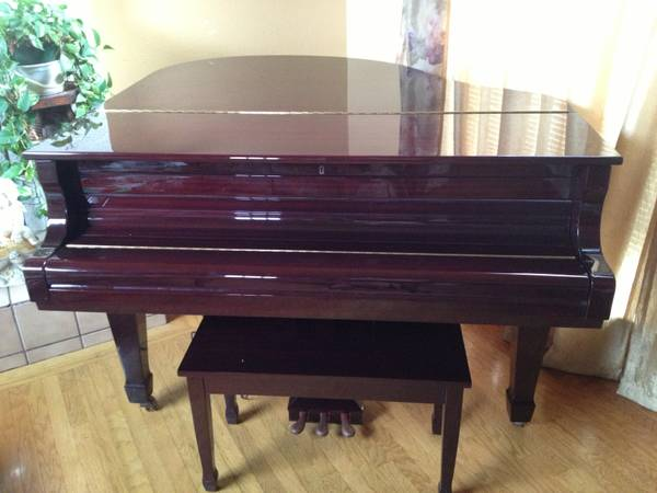 Kurzweil Ensemble Grand Piano - $3500 (San Antonio, Tx)