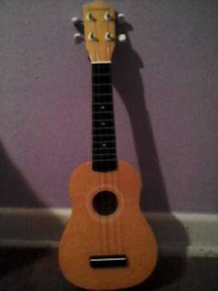Yellow Soprano Ukulele - $20 (Central San Antonio)