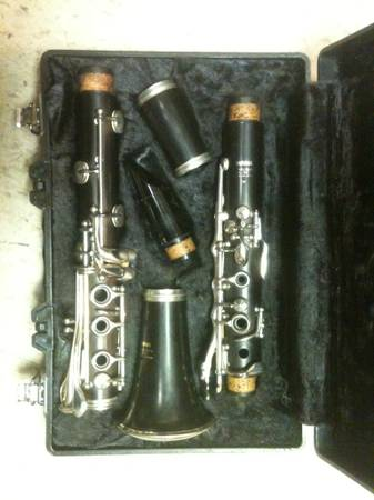 Wood Clarinet - Yamaha YCL 34 - Restored to Like-New Playing Condition - $365 (New Braunfels)