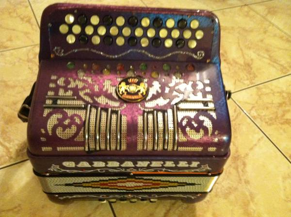 GABBANELLI ACCORDION FOR SALE  - x00241500