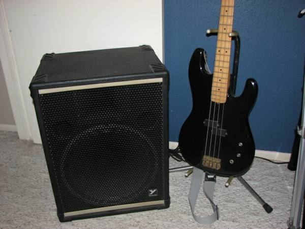 Mint condition pair of Yorkville YS-115 PA speakers - $250 (NW - 78249)