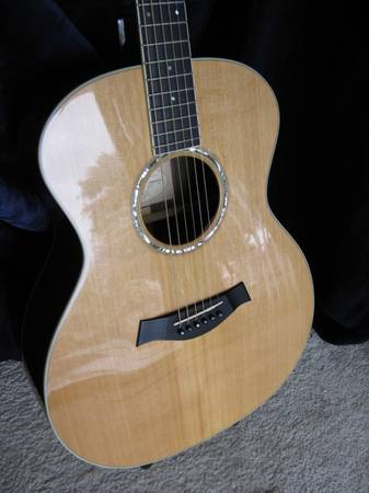 Taylor GA7 (714) mint acoustic guitar - x00241525 (Castle Hills)