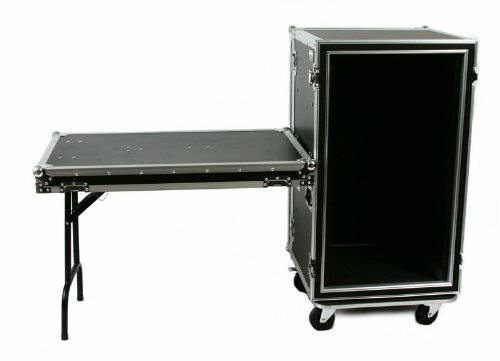 OSP 20 Space 20 Deep ATA Shock Mount Amp Case with a Lid Table - $490 (North San Antonio)