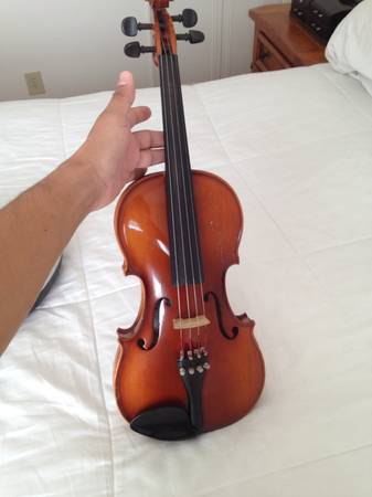 BEAUTIFUL Karl Knilling Violin plus extra - $300 (Central SA)
