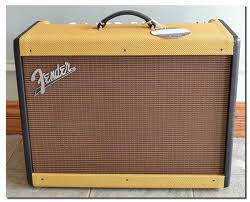 Fender Hot Rod III Tube Amp Tweed - $385 (NorthCentral SA)