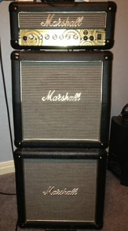 Marshall Zakk Wylde MG15MSZW Limited Edition Mini Stack - $275 (SE San Antonio)