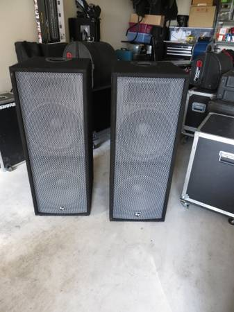Great equipment for a band - $2500 (New Braunfels)
