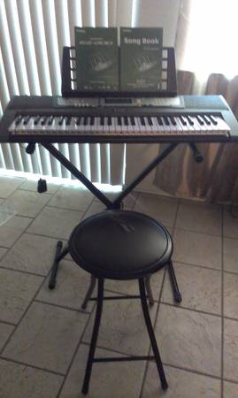 Yamaha EZ-200 61 Full-Sized Touch Keyboard - $150 (NWSA)