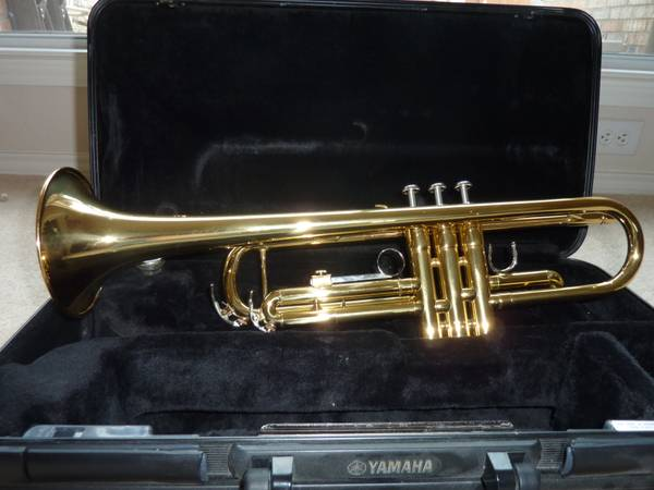 Yamaha 200 Advantage student trumpet - $495 (North Central San Antonio)