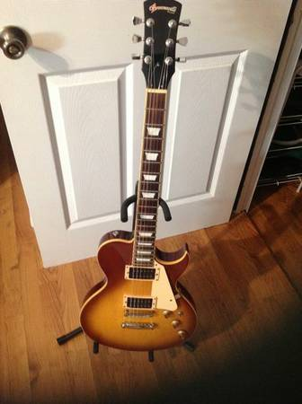 Brownsville(Les Paul Style ) Guitar - $325 (W.San Antonio)