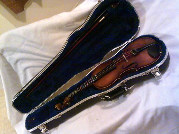 Karl Knilling 44 Violin Outfit - $299 (1604281 N)