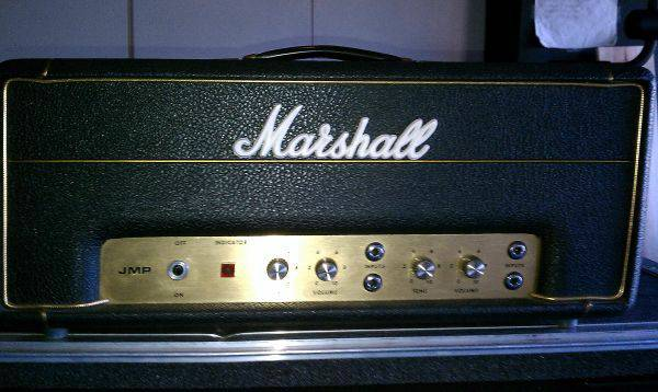Marshall Vintage Head 1972 20 Watt - $2475 (Rancho Cucamonga)