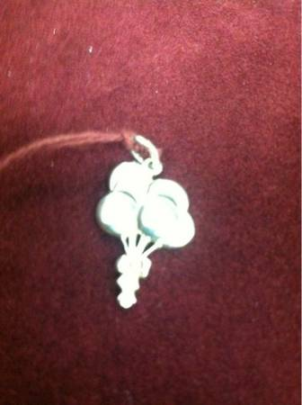 James Avery balloons charm - $60 (6522 San Pedro )