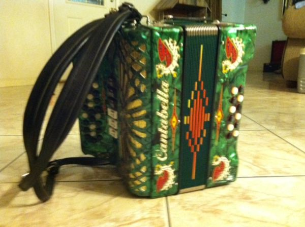 Cantabella Accordion For Sale - $2200
