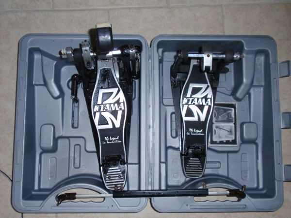 Tama iron cobra jr. Double Bass pedal WCase O.B.O. - $145 (N.W.)