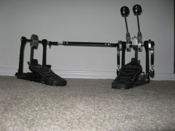 Tama Iron Cobra Double Bass Pedal - $225