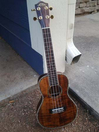 Lanikai Ukulele LKP-C for sale - $90 (UTSA)