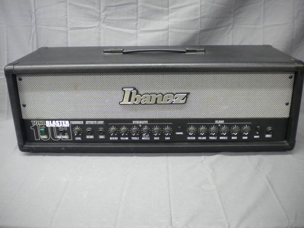 Ibanez Tone Blaster Amp Head WFootswitch - $100 (Med Centre)