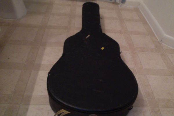 Toyota Acoustic (Decoration than playability) - $40 (I-10 DeZavala)