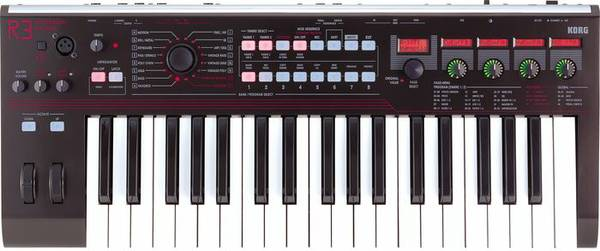 Korg R3 New In Box - $525 (North San Antonio)