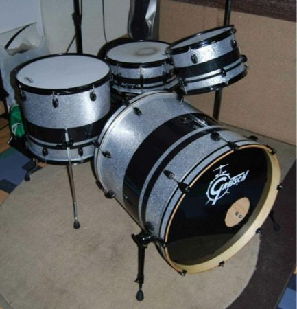 Gretsch Catalina club mod drums - $200 (North Star mall area)