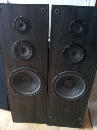 Sony Home Theatre Speakers - $75 (North East San Antonio)
