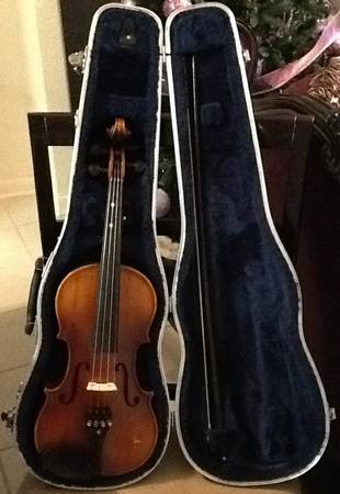 44 Violin for Sale (San Antonio, Tx)