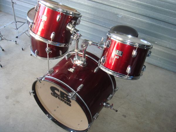 Drum Kit CB-SP Series - $200 (Castroville)