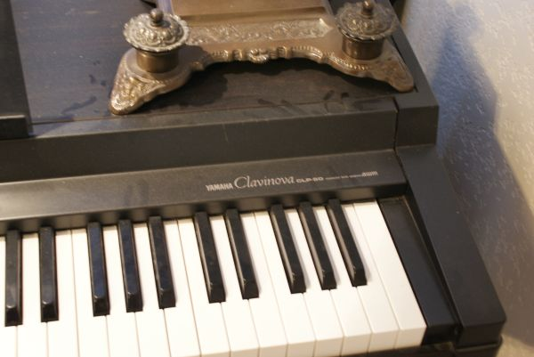 Yamaha Clavinova Piano Keyboard - $350 (seaworld)