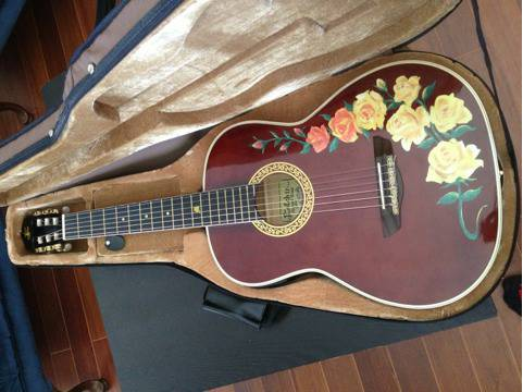 Esteban Spanish Rosas Guitar - Limited Edition - released Dec 2007 - Classical - $300 (San Antonio)