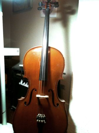 34 Cello Karl Knilling Romanian - $200 (South East)