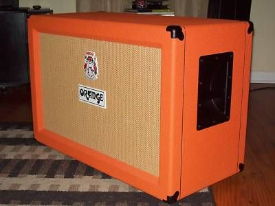 NEW Orange 2x12 closed back Cab - $500 (Corpus Christi)