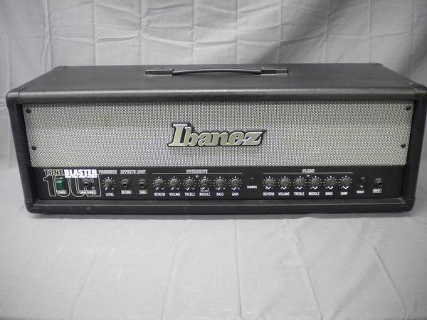Ibanez Tone Blaster head 100w - $120 (MeD Centre)