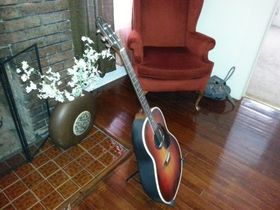 Late 70s Applause roundback acoustic - $200 (San Antonio)