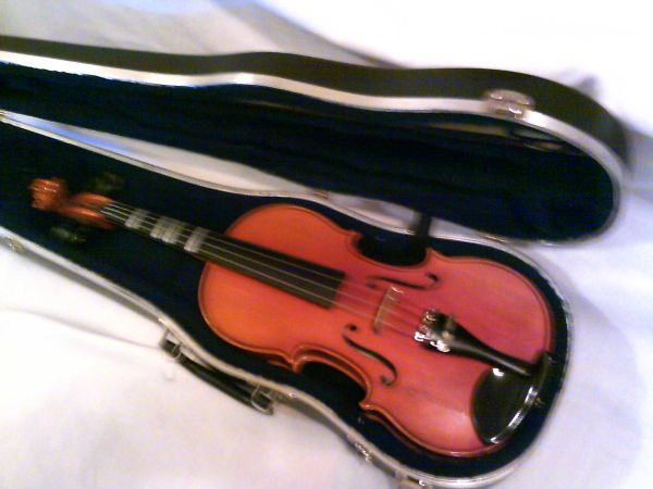 Karl Knilling 34 Violin Outfit - $240 (2811604)