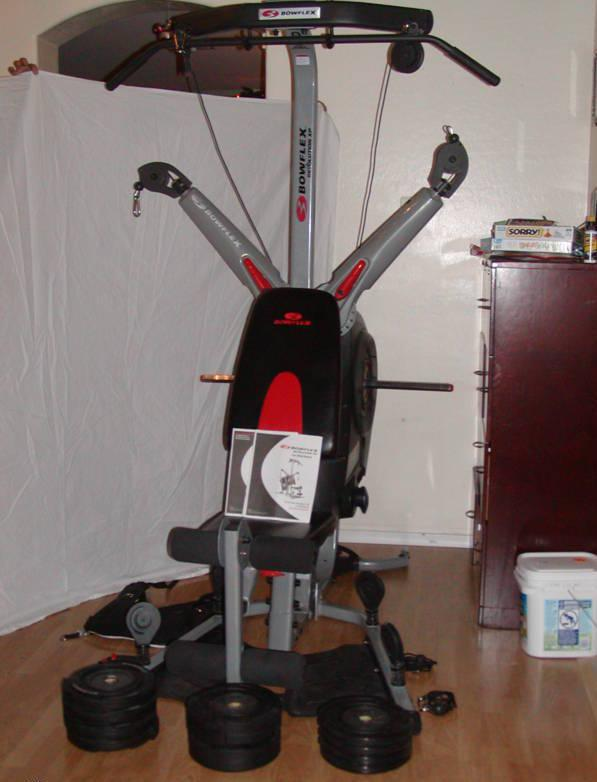 NEW Bowflex Revolution XP with Lat Tower