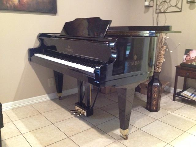 Beautiful Baby Grand Piano for sale -  10 978