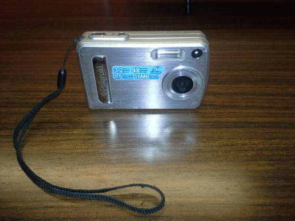 Polaroid a300 Digital Camera - $15 (IH35  SW Military)