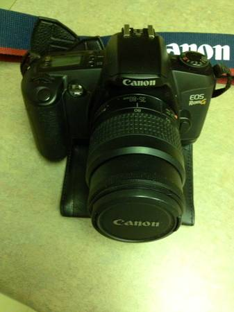 35mm Canon EOS Rebel G - $90 (Sea World Area)