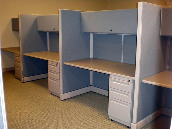 Herman Miller Cubicles (Downtown San Antonio)