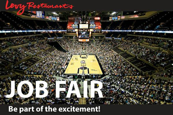 ATT Center JOB FAIR TODAY and Tomorrow (San Antonio)