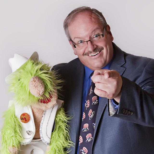 The Comedy and Magic Family Show with Ventriloquist-Comedy Magician Joe Libby