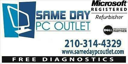 SAME DAY PC OUTLET (CASTLE HILLS)