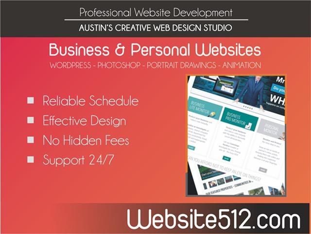 Website Design with Your Business in mind