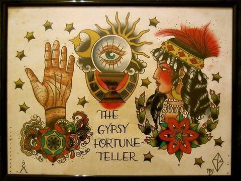 Have a gypsy Fortune teller at your Halloween eventparty (NorthEast San Antonio tx)