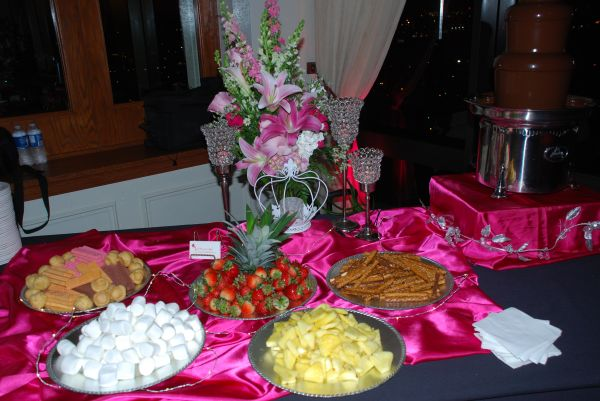 Full Service Chocolate Fountains and Candy Stations (San Antonio)